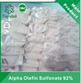 El mejor precio de sodio lineal alfa-olefina sulfonato