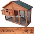 de madera de aves de corral gallinero con caja nido DFC040