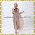 islámica abaya vestido maxi MF17122