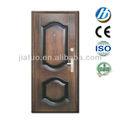 forjado decoración de la puerta de hierro