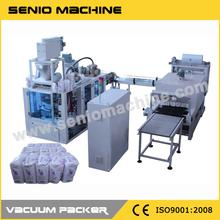 Sm-2000 de papel automático de la bolsa de envases de productos de confitería de la máquina