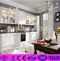 2014 modernos gabinetes de cocina de la venta