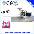 alibaba china caliente proveedor máquina de fusión en busto libre corpiño para coser