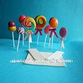 palos de papel decoración de la torta venta al por mayor artículos de fiesta