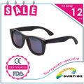 Polarizada óculos de sol, madeira de óculos de sol china( wa06)