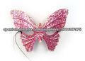 brillo de la mariposa máscara mascarada de navidad la máscara de partido