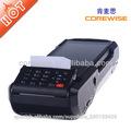POS terminal con la tecnologia RFID , huellas digitales, impresora