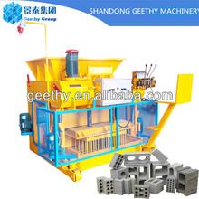 Qmy6-25 bloque de hormigón la puesta de huevos de la máquina