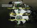 motor diesel Nissan QD32T 80.9kw/3600rpm pa