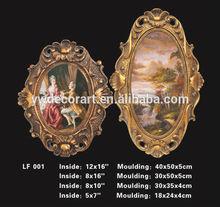 decoración de la resina de imágenes de fotos marcos
