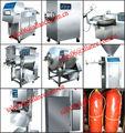 Línea de producción de embutidos de alta eficiencia