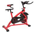 Interior de ciclismo bicicleta ergométrica sb450 body fit corrente de bicicleta ciclismo spin-bike