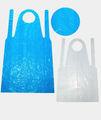 Delantal de plástico desechable