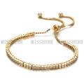 Las mujeres de oro de joyería de moda barata indio de alta calidad NSB732STGCZD
