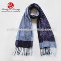 La Beau 2014 último diseño algodón poliéster étnica impresión patrón especiales personalizados pañuelos por mayor
