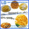 Máquinaria de copos de maíz cereal para el desayuno