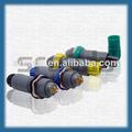 Redel/lemo publicaciones seriadas p conectores de plástico para el hogar de equipos médicos