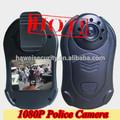 Cámara portátil Cuerpo de Policía de la cámara de vídeo/ HD Cámaras de la policía Wearable