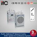 Amplificador portátil inalámbrico con puerto usb para la enseñanza del sistema t-6020b del cci