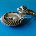 la chine de haute qualité matériel en plastique de précision pignon engrenage hélicoïdal