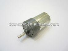 High torque electric permanent magnet 3V 6V 24V 12V dc gear motor