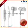LX-M004 auricular del metal