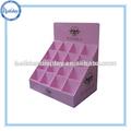 precioso encimera de soporte de exhibición para esmalte de uñas opi