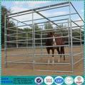 galvanizado de alambre de aluminio paneles de caballos