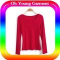 ropa de importación china cuello redondo camiseta blanca fabrica china camiseta cuello diseño de la camiseta