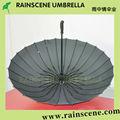 guangzhou a prueba de viento 24k nuevo tipo paraguas