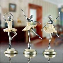 personalizada de fábrica al por mayor de bailarín de ballet de la escultura