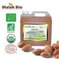 culinaria orgánica certificada de aceite de argán