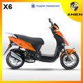 Motor eléctrico znen-- cuando usted conduce x 6, usted puede usar cascos para las motocicletas