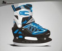 buena calidad de la figura patines profesional patines de hielo