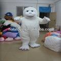 gorila blanco películas traje de la mascota