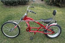20- 24'' baratos quente venda especializada vermelho lazer e o exercício da bicicleta chopper