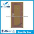 usado de ferro exterior de aço porta de segurança em portas e janelas