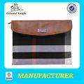 personnalisé en cuir vente chaude dernière conception portefeuille dossier chine usine de sacs