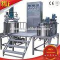 industrial sabonete líquido do tanque misturador máquina de mistura
