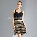 venta al por mayor de moda falda de diseño trajes de las damas el último traje de falda y blusa