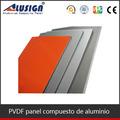 Paneles de fachadas de aluminio de (composición)