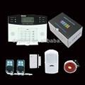 segurança gsm casa alarme de alerta de sistemas