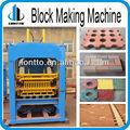 QT4-15 Best Seller Concrete Block Making Machine (Hollow Block )720~960 pcs/hr