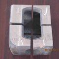 Cantoneras de esquina ISO 1161 recipiente apropiado