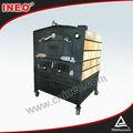 Comercial de gas horno de pizza precio/piedra de fuego horno de pizza/pizza horno de cocción