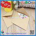 إنتاج المصانع الصينية OEM تخصيص المغلف ورق كرافت