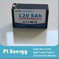12v 6.5Ah batería de la motocicleta