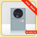 Agua EVI calentador de aire a la bomba de calor de agua con el certificado CE