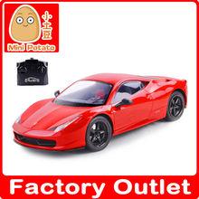 1:10 modelo de coche del rc con la luz( mt800019)