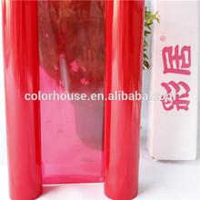 De pvc desmontable auto- adhesivo vidrio cambia de color de la película